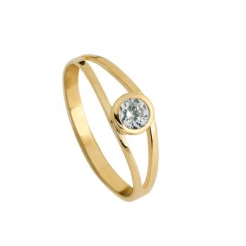 9ct Millenium Ladies Dress Ring