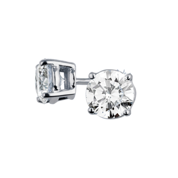 18ct Diamond Earring