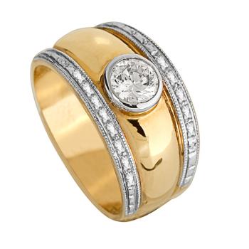 9ct Sharlene Ladies Ring