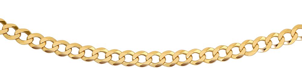 Close Curb 9ct Chain