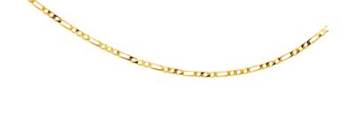 9ct Figaro 50 cm Chain