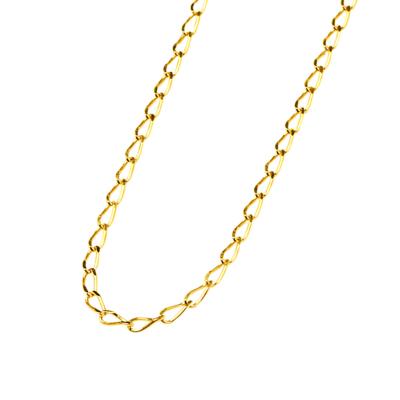 9ct Fine Curb Chain