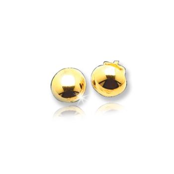 9ct Stud Ball 8mm