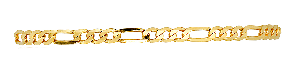 9ct 4mm Wrist Chain