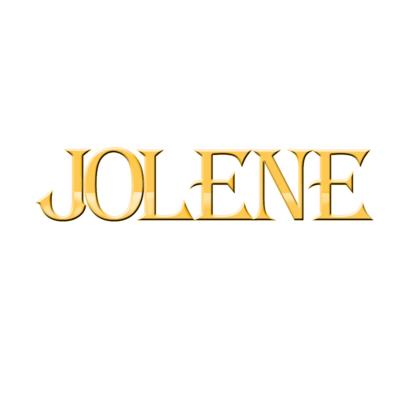 9ct 10mm Jolene Nameplate 7 Letters