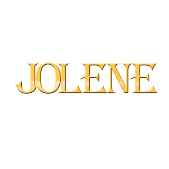 9ct 10mm Jolene Nameplate 6 Letters