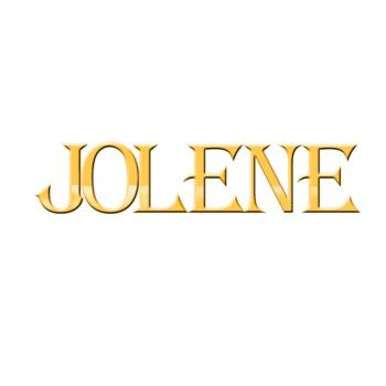 9ct 10mm Jolene Nameplate 10 Letters