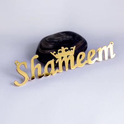 NameplateShameem