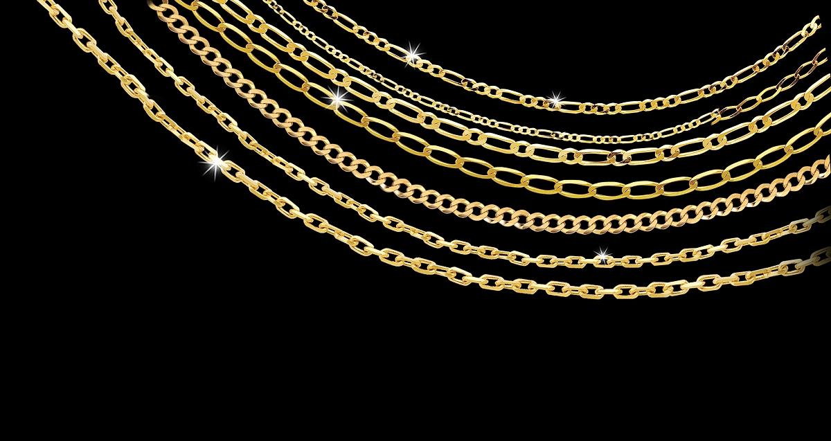 Eldorado Jewellers Durban Gold Necklaces